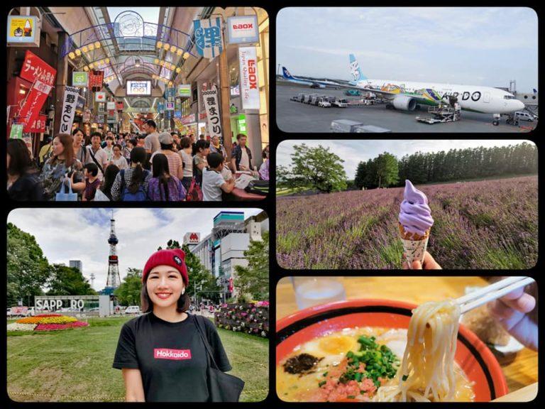 北海道六天五夜旅遊精華