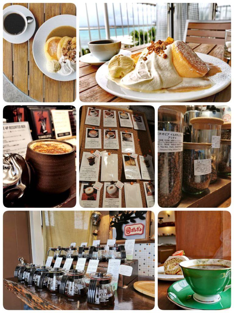 三天兩夜喝遍沖繩咖啡館