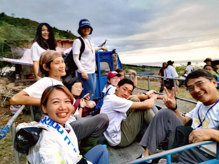凱西女孩的台東部落工作假期-一起qacuvung拉勞蘭